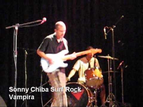 Sonny Chiba Surf Rock VAMPIRA          MVD