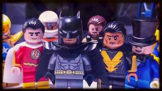 Updated Custom LEGO DC Minifigure Collection