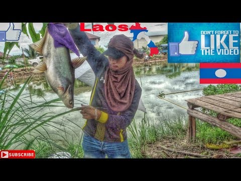 Fishing in Laos part.3