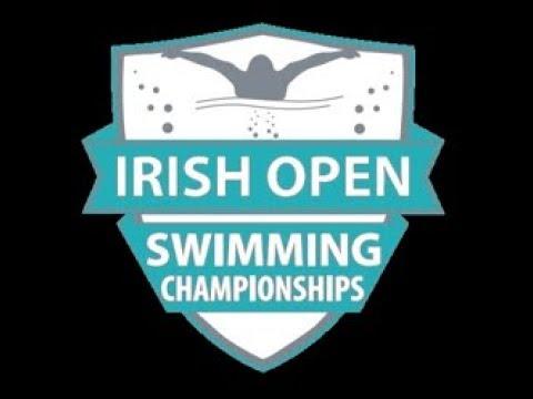 2018 Irish Open Swimming Championships - Welcome to Dublin