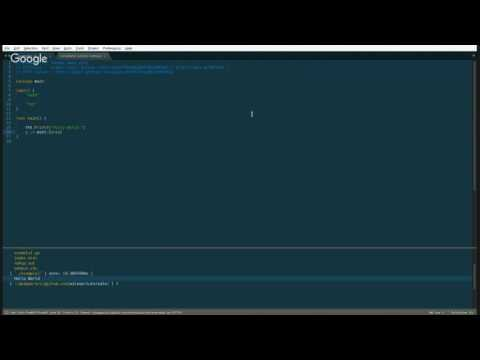 Learning Wireless Communications with Go