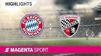 FC Bayern München II - FC Ingolstadt | Spieltag 9, 19/20 | MAGENTA SPORT
