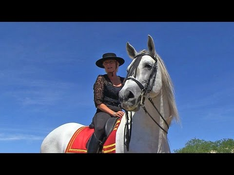 THE IBERIAN HORSES TV SERIES - EL SAMARITANO EQUESTRIAN CENTER
