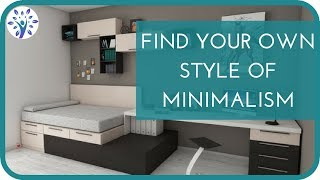 HOW TO FIND YOUR OWN PERSONAL STYLE OF MINIMALISM | Take This Online Test!
