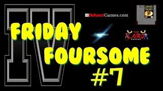 The Friday Foursome #7 - Gaming Channel Shout-Outs.