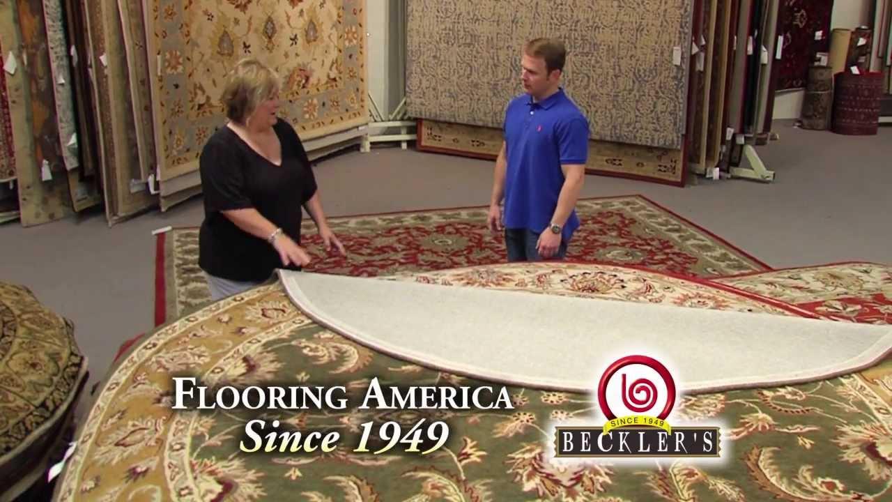 """""""One Stop Flooring Source"""" for Beckler's Carpet Outlet - :30 TV spot"""