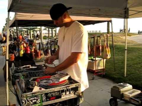 Hip Hop - DJ Hymn - Venice Beach