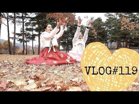 VLOG#119: Koreanovelang Awra + Muntik Mahimatay! | Anna Cay ♥