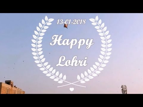 Amritsari Lohri View (HD) | Happy Makar...