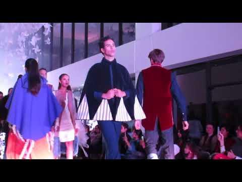 Pasarela AMN Fashion Night con colección DANDY COUTURE en la Universidad Anáhuac México Campus Norte