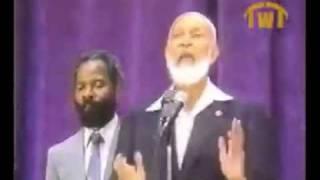 احمد ديدات مناظرة كاملة 4 هل الكتاب المقدس كلمة الله ؟