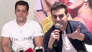 Salman Khan's Brother Arbaaz ANGRY At Reporter Asking STUPID Question About Salman