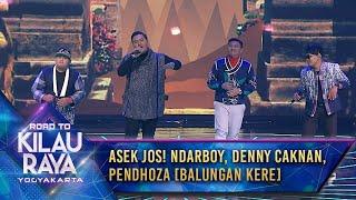 Asek Asek Jos Ndarboy Denny Caknan Pendhoza Balungan Kere Road To Kilau Raya Yogyakarta MP3
