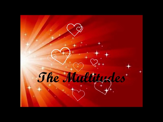 The Multitudes, Volume 2, Part 1