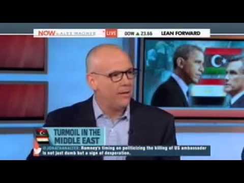 "John Heilemann on Romney's ""Lehman Moment"""