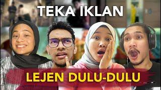 Teka Iklan Lejen Dulu-Dulu | SEISMIK Challenge