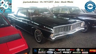 26º SBVA 1968 #Ford LTD 2-door Hardtop #FordLTD