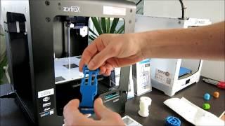Zortrax M200 3D-Drucker: Kurzer Überblick