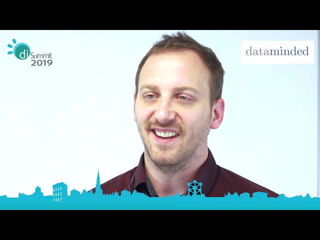 DISUMMIT AI-Awards Interview with Kris Peeters, CEO of Data Minded
