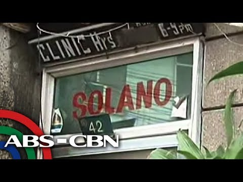 TV Patrol: Suspek sa pagkasawi ng law student, di matunton sa bahay