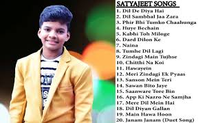 Gambar cover Satyajeet's All Superhit Songs Are Here