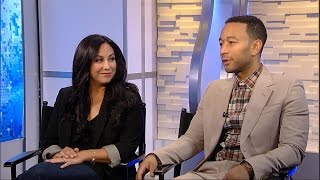 John Legend and Gillian Laub Team Up for an HBO Documentary