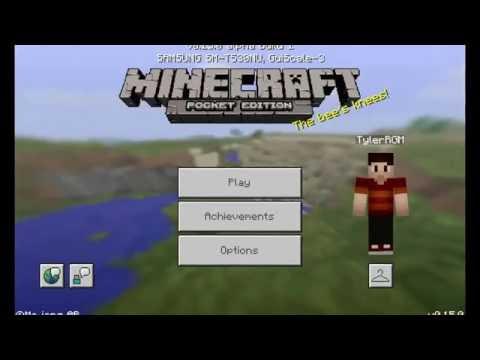 FRIENDS   Minecraft PE 0.15.0