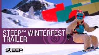 Steep Trailer - Winterfest Pack (DLC)