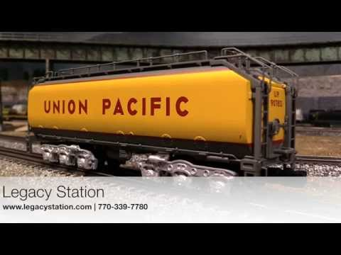 Lionel Union Pacific Auxiliary Water Tender