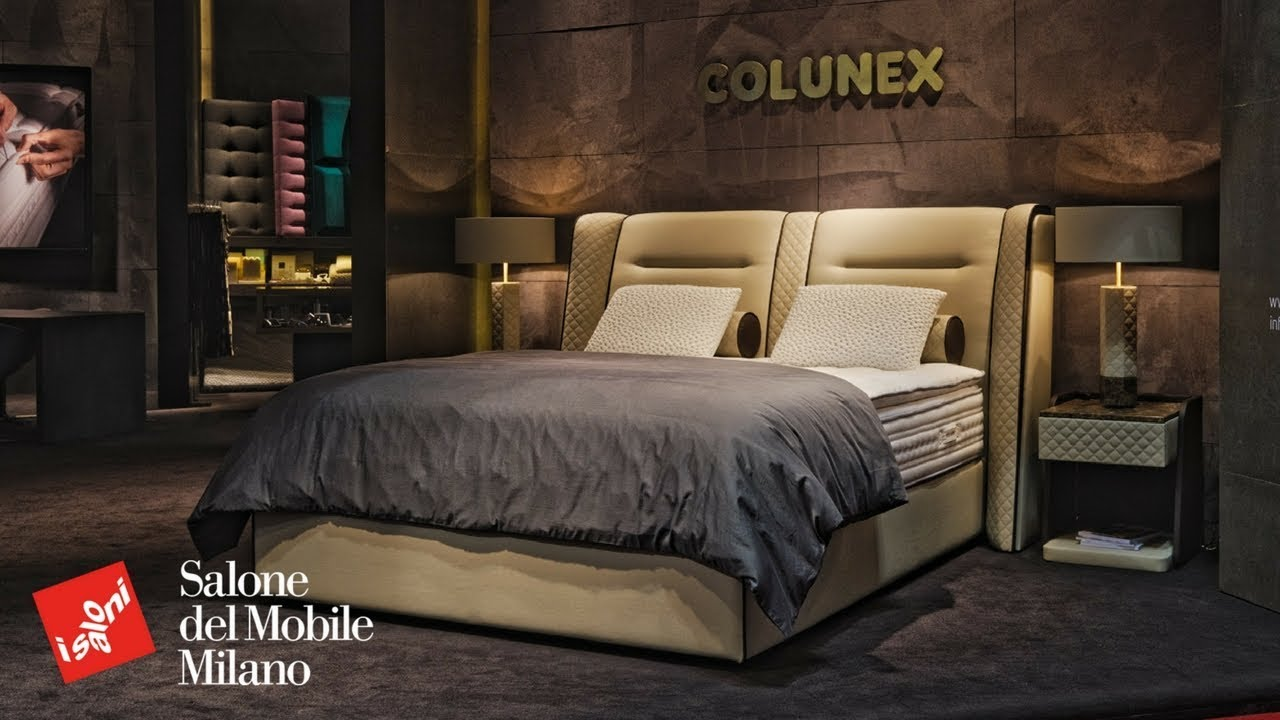 Colunex at salone del mobile milano 2017 youtube for Salone del mobile 3018