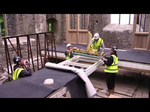 Oystermouth Castle Restoration