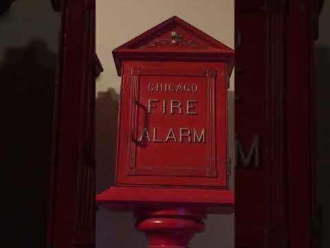 Chicago Fire Alarm Telegraph station Wanted