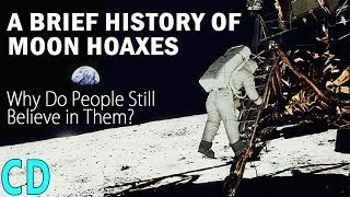 A Brief History of Moon Hoaxes - Why do people still believe in them?