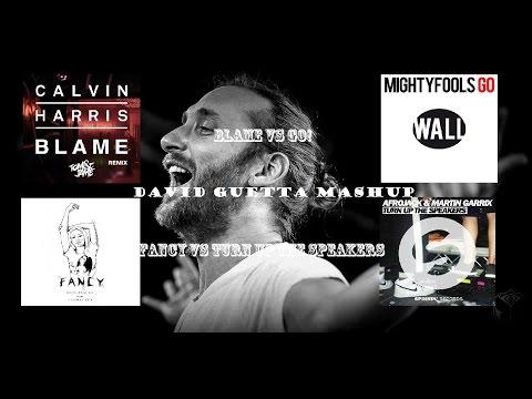 Blame vs Go! vs Fancy vs Turn Up The Speakers (David Guetta UMF 2015 Mashup)