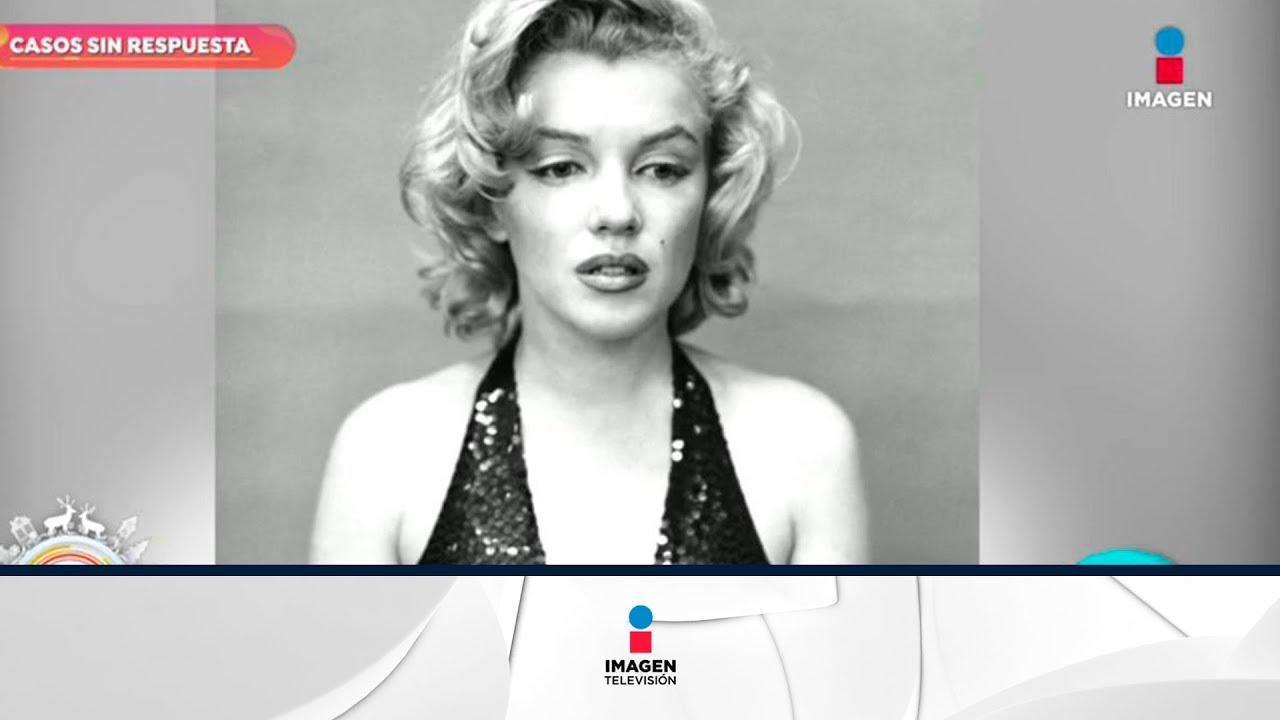 Casos Sin Respuesta La Sospechosa Muerte De Marilyn Monroe Sale