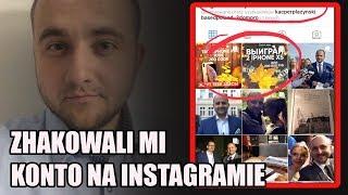 Rosjanie zhakowali mi konto na Instagramie! W okresie wyborczym...