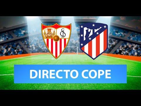 (SOLO AUDIO) Directo del Sevilla 1-0 Atlético de Madrid en Tiempo de Juego COPE