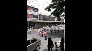 Esto fue parte de la marcha de este #30M en #Barquisimeto