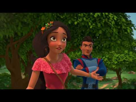 Elena of Avalor: Feel Free to Have Fun (Arabic)