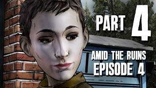 The Walking Dead Episode 4: TAKE SUPPLIES?  Walkthrough Part 4 - Season 2