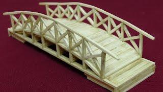 Мост из спичек