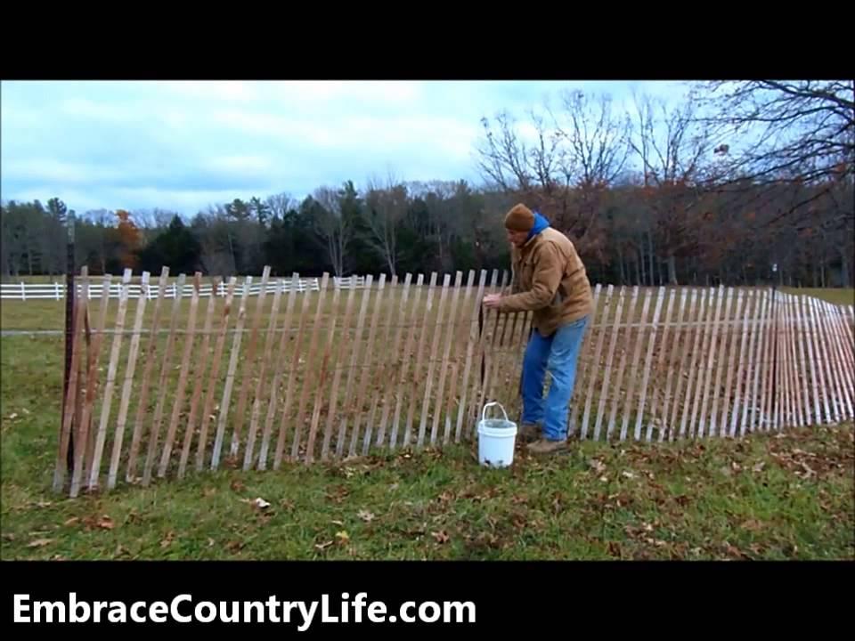 Snow Fences Youtube