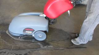 """Betco Genie APS 14"""" Floor Scrubber 12V Battery with Charger"""