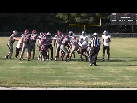 RISING STARR MIDDLE SCHOOL VS WHITEWATER MIDDLE SCHOOL FOOTBALL GAME