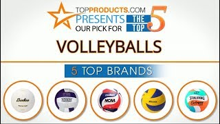 Best Volleyball Reviews 2017 – How to Choose the Best Volleyball