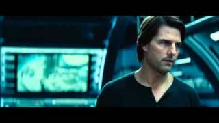 MISSION: IMPOSSIBLE - GHOST PROTOCOL - TRAILER #2