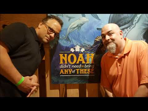 Seth Andrews & Matt Dillahunty: The Ark Encounter Tour (TTA Podcast 346)