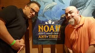 Seth Andrews & Matt Dillahunty: The Ark Encounter Tour (TTA Podcast 346)