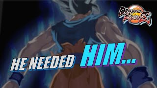 he NEEDED this character to beat me...  || DRGAON BALL FIGHTERZ [04]