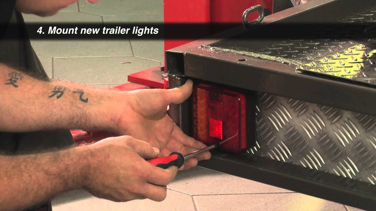 hight resolution of how to checking and replacing trailer wiring and lights supercheap auto